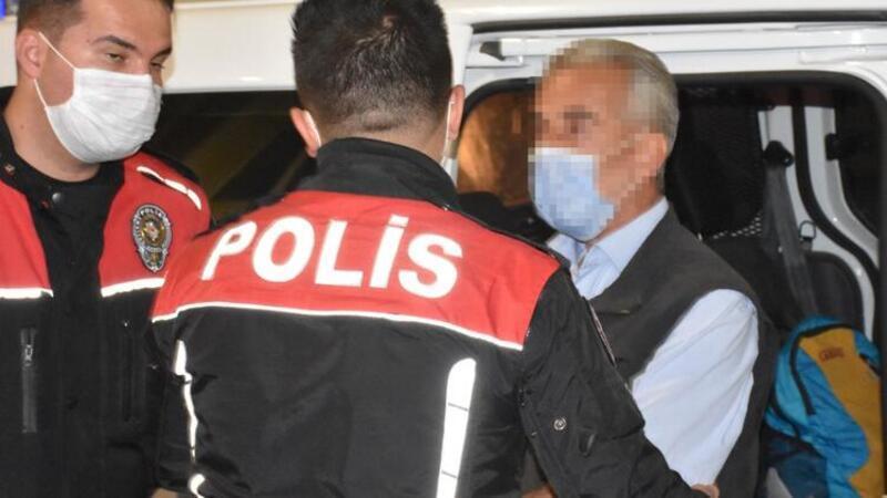 Markette kız çocuğunu taciz ettiği iddiasıyla gözaltına alındı