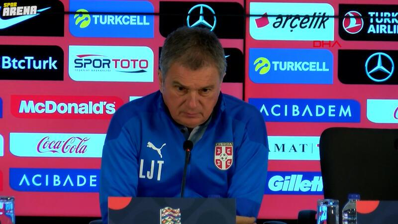 Ljubisa Tumbakovic: Türkiye'nin kaliteli ve değerli oyuncuları var