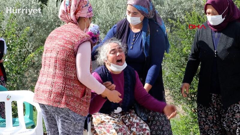 Isparta'da bıçaklanarak öldürülen Gamze, memleketi Denizli'de toprağa verildi