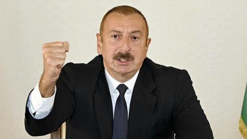 Azerbaycan Cumhurbaşkanı Aliyev'den çarpıcı açıklamalar!