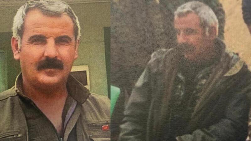 PKK'nın sözde üst düzey sorumlularından Fuat Zengin etkisiz hale getirildi