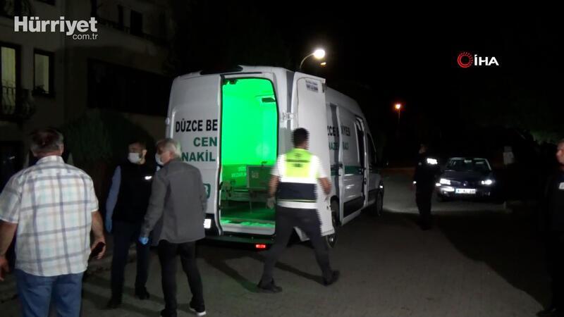 Polisi gören şahıs, önce kız arkadaşını vurdu sonra intihar etti