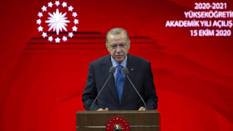 Son dakika haberler... Cumhurbaşkanı Erdoğan'dan flaş açıklamalar