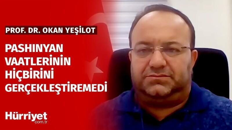 """Prof. Dr. Okan Yeşilot: """"Ermenistan'ı Oluşturan ve Bugünkü Hale Gelmesini Sağlayan Rusya'dır."""""""