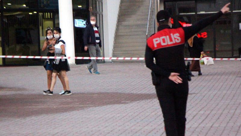 Polis böyle isyan etti: Burası survivor parkuru değil!