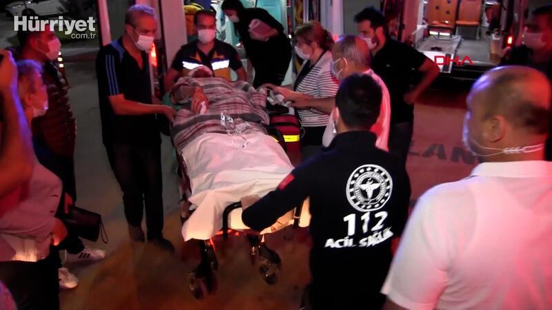Bıçaklı saldırıya uğrayan genç avukat gözünden ve boynundan yaralandı