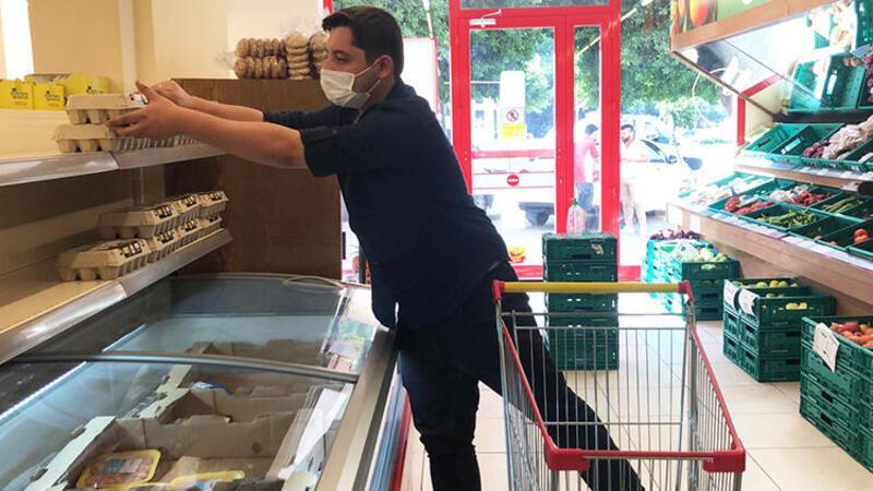 Alışveriş yaparken bunlara dikkat! Koronavirüs riski olabilir