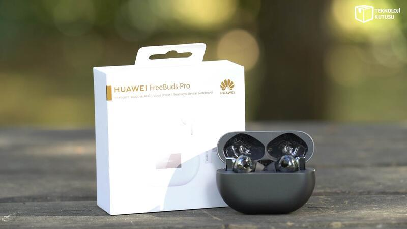 Huawei FreeBuds Pro incelemesi