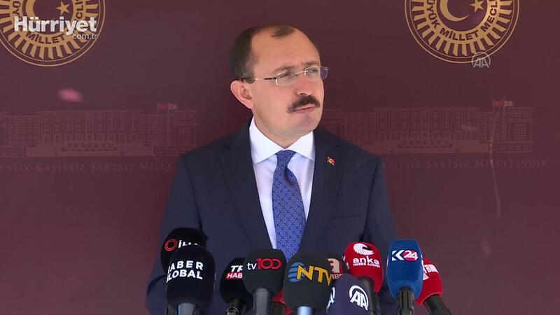 AK Parti Grup Başkanvekili Muş: ''Vergi ve SGK yapılandırması üzerine çalışıyoruz''