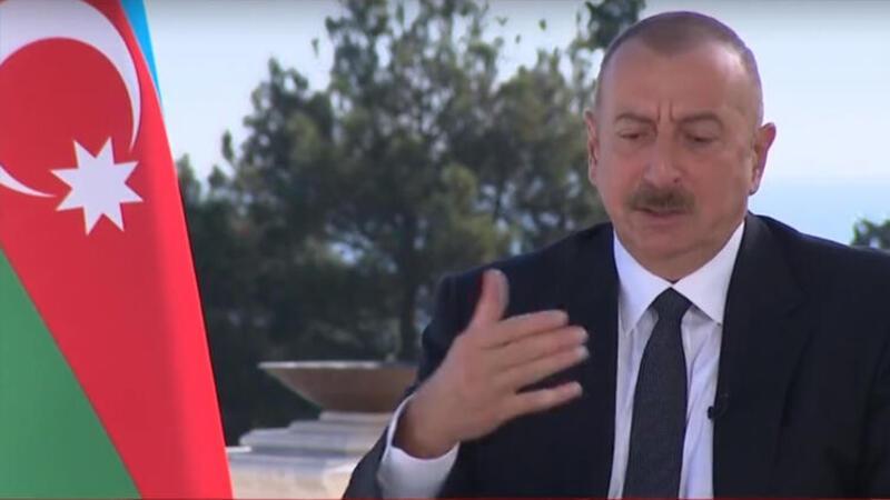 Son dakika... Aliyev'dan flaş açıklamalar