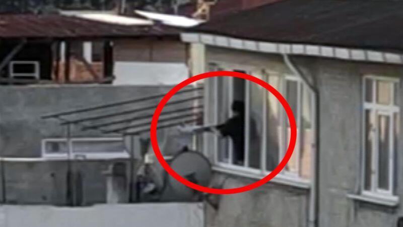 Avcılar'da komşularına kızan bir kişi pompalı tüfekle rastgele ateş etti