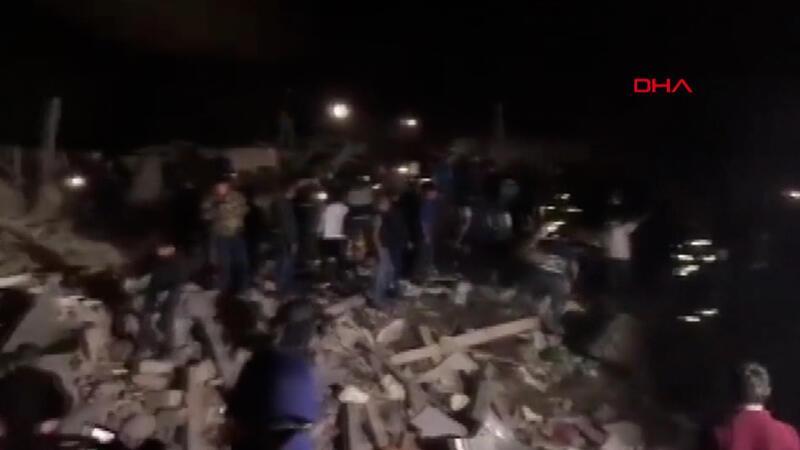 Ermenistan'dan Azerbaycan'a füze saldırısı