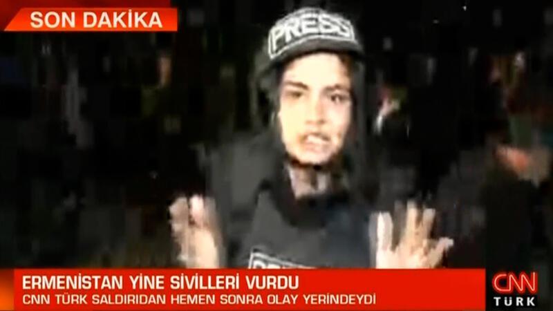 Son dakika haberi...CNN Türk muhabiri son durumu anlattı: Cansız bedenine dokundum
