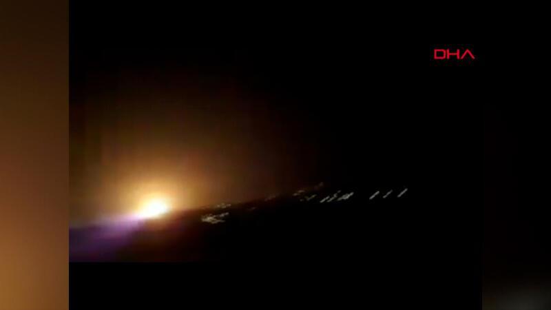 Ermenistan, Azerbaycan'ın Gence kentini böyle vurdu
