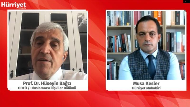 Prof. Dr. Hüseyin Bağcı / Musa Kesler