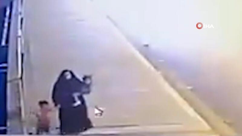 Bağdat'ta 2 çocuğunu Dicle Nehri'ne atan anne ülkeyi ayağa kaldırdı