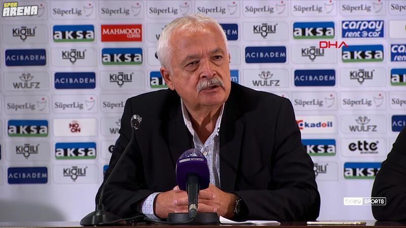 Atılay Canel: 'Hakemin 2 penaltımızı vermeyeceğini kestiremedik'