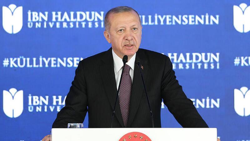 """Son dakika haberler… Cumhurbaşkanı Erdoğan'dan """"topyekûn eğitim öğretim reformu"""" mesajı"""