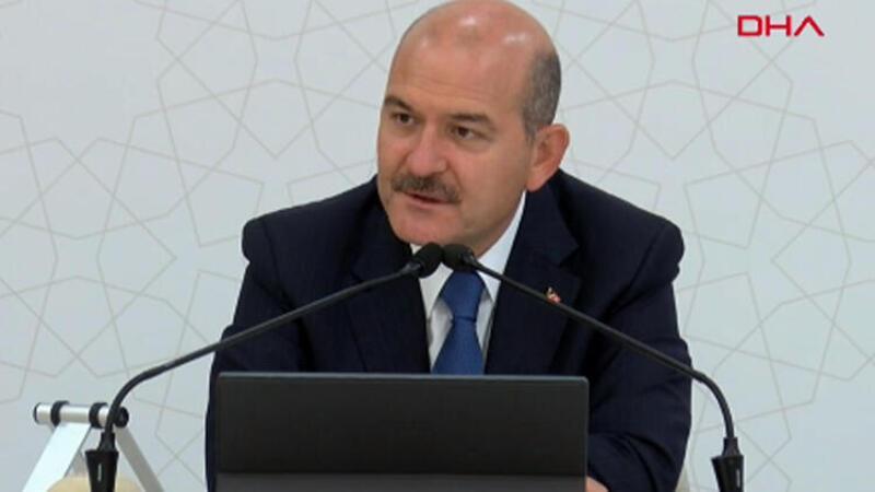 Son dakika: İçişleri Bakanı Süleyman Soylu: Karanlıkta girdik ve 17 teröristi etkisiz hale getirdik