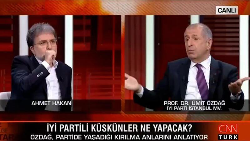 Ümit Özdağ'dan İstanbul İl Başkanı Buğra Kavuncu'yla ilgili çarpıcı FETÖ iddiası