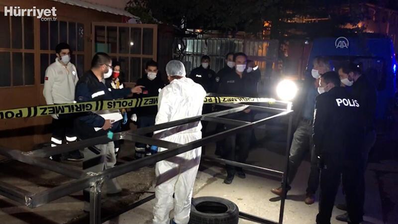 Demir doğrama atölyesindeki kazada 1 işçi öldü
