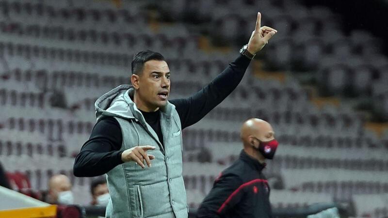 Çağdaş Atan, Galatasaray'ı yendikleri maçın ardından konuştu
