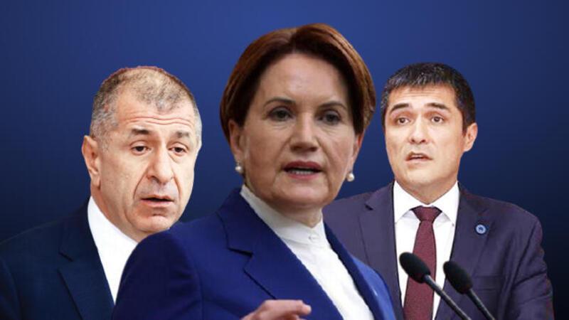 Son dakika... Meral Akşener'den 'İYİ Parti'de FETÖ' iddiasına ilk yanıt