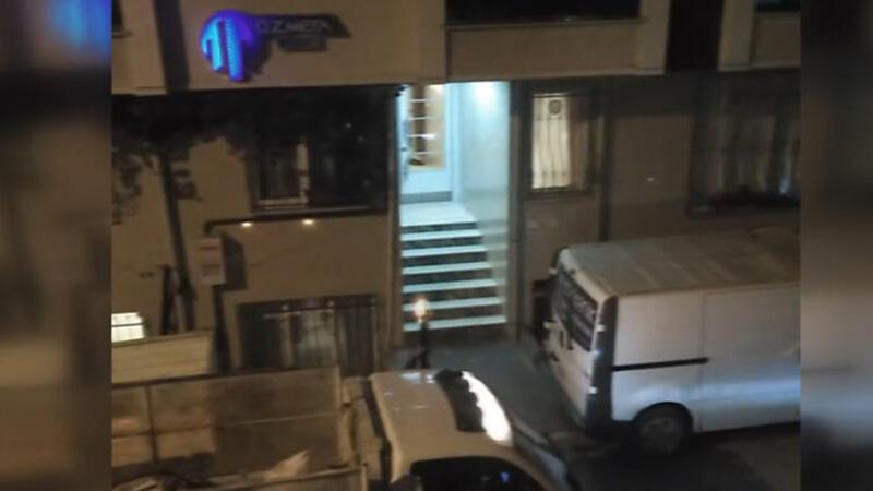 Esenyurt'ta dini nikahlı eşinin baba evini kurşunlayan şüpheli kamerada