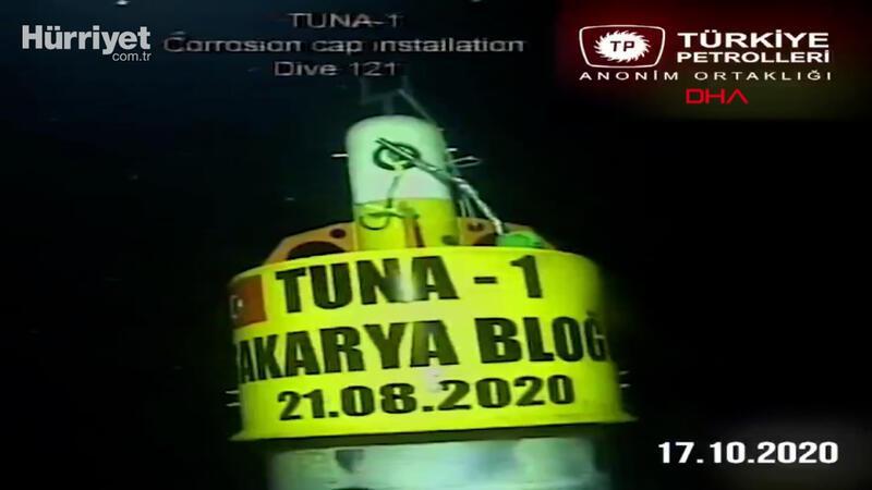 Türkiye Petrolleri Tuna-1 Kuyusunda Sondaja başlandı