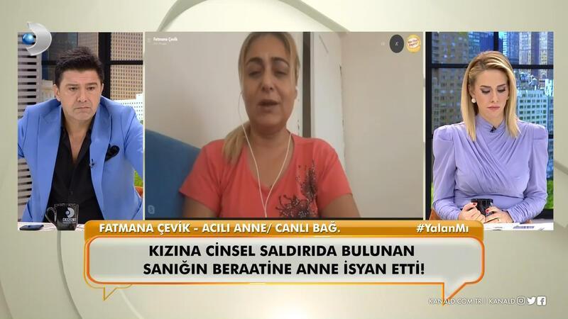 Acılı anne, kızına cinsel saldırıda bulunan sanığın, beraat etmesine isyan etti!
