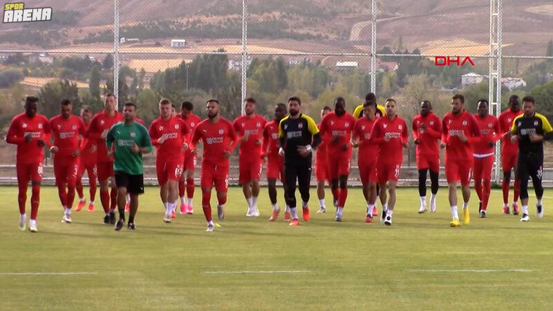 Demir Grup Sivasspor, İspanya yolcusu