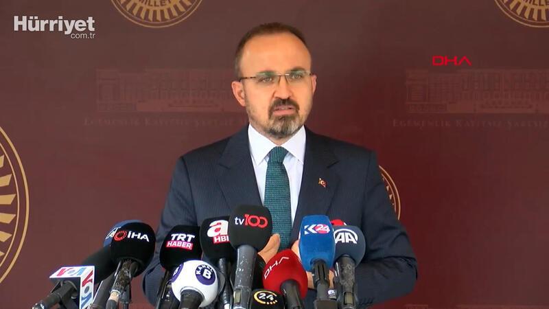 AK Parti Grup Başkanvekili Bülent Turan'dan  Meral Akşener'e cevap