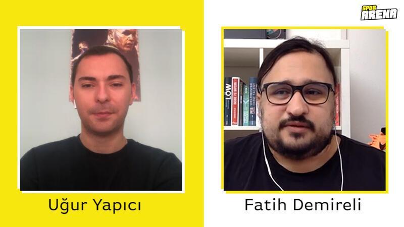 Fatih Demireli: Başakşehir ne olursa olsun iyi bir sınav verdi!