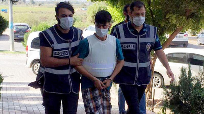 Adana'da 17 yaşındaki kıza taciz şüphelisi adliyede