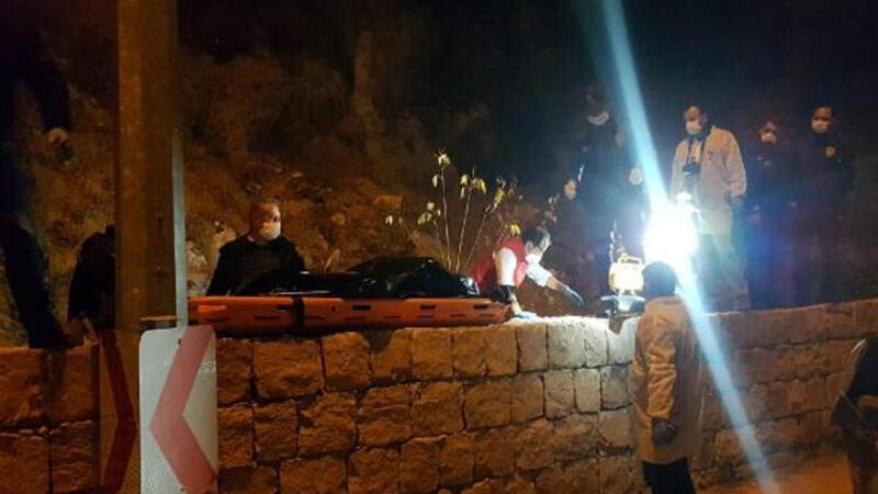 Kayseri'de korkunç olay! Kaşı taşla ezilmiş olarak ölü bulundu