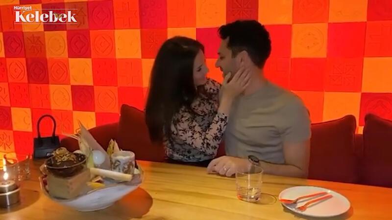 Murat Yıldırım'dan eşine doğum günü kutlaması