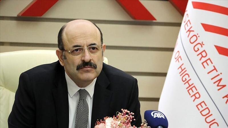 Son dakika haberler: YÖK Başkanı Yekta Saraç: Sanal Laboratuvar, 26 Ekim'de hizmete sunulacak