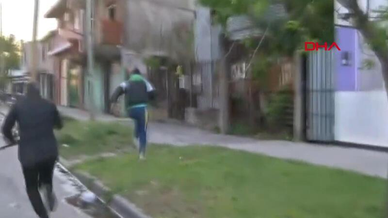 Arjantin'de muhabir canlı yayında soyuldu
