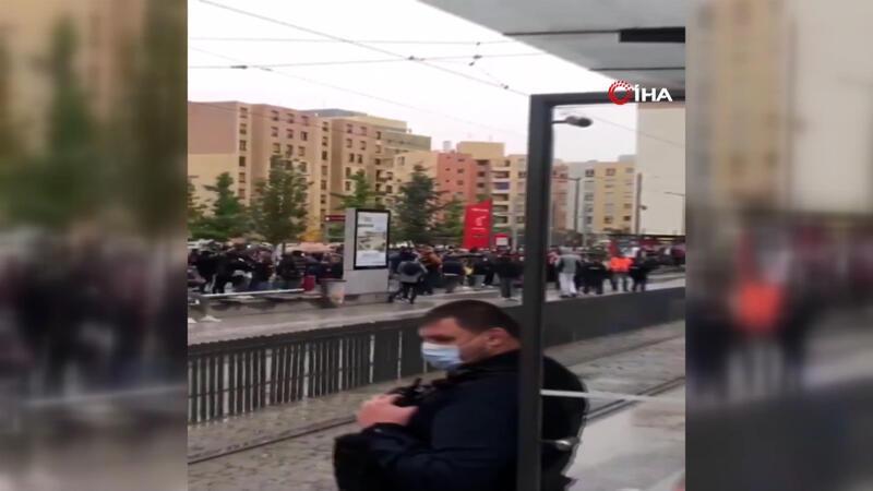 Son dakika... Fransa'nın Lyon kentinde tren istasyonunda bomba alarmı