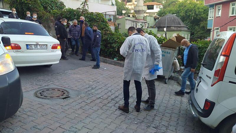 Gaziosmanpaşa'da şüpheli ölüm