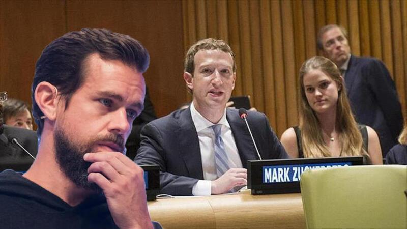 Son dakika... ABD'yi karıştıran olay! Facebook ve Twitter'ın kurucuları ifadeye çağrıldı