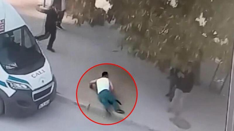 Kendisini bacağından vuran müşterisini arkadaşına öldürttü