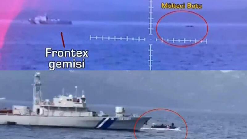 O görüntülere CNN TÜRK ulaştı! Batı medyası bu olayı konuşuyor