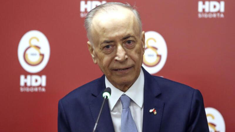 Galatasaray Başkanı Mustafa Cengiz'den gündeme dair açıklamalar