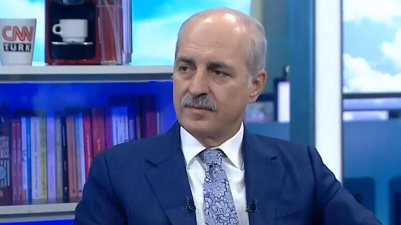 AK Parti Genel Başkanvekili Numan Kurtulmuş'tan flaş açıklamalar