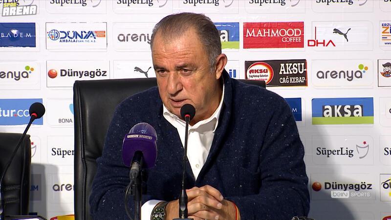 Terim'den gönderme! 'Galatasaray taraftarına verdiğim sözü tutmaya çalışıyorum...'