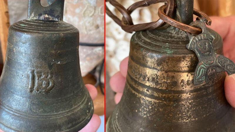 Hurdacı buldu, incelemeye alındı; Ayasofya'nın 2 bin yıllık çanı olduğu değerlendiriliyor