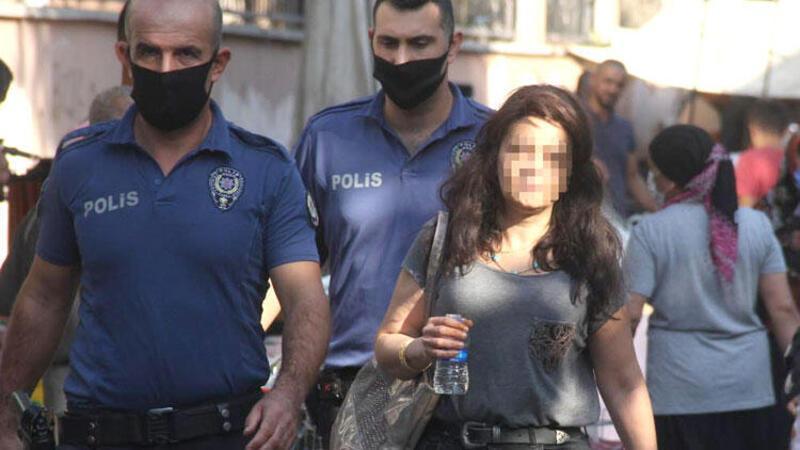 Kıskanç eşi tarafından eve kilitlendi, polis kurtardı