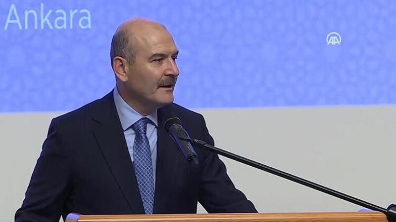 Son dakika... Bakan Soylu: Haziranın sonunda inşallah Türkiye'nin her tarafından 112 çevrilecek