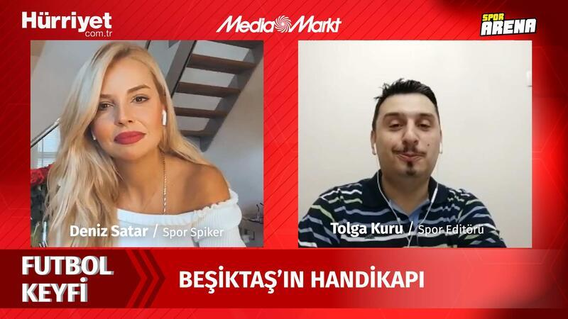 'Beşiktaş'ın 3 haftadır maç yapmaması Denizlispor maçında handikap yaratabilir'